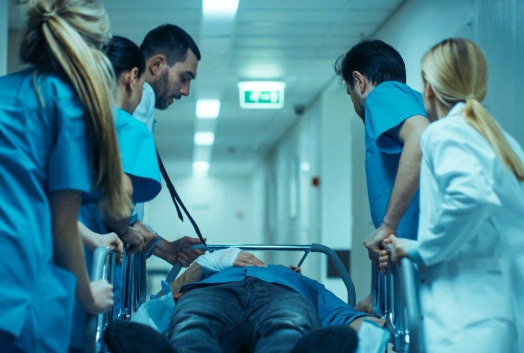 Crisis response nursing specialty