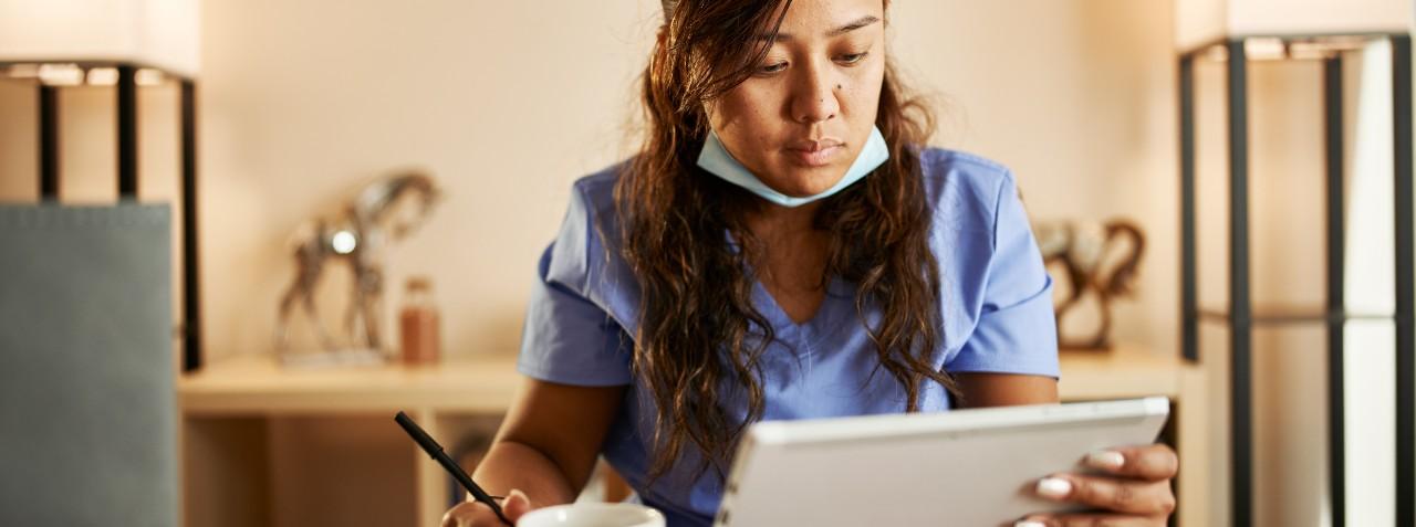 nurse filing taxes for 2020